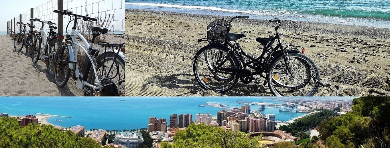 Rent a bike in Malaga